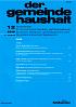 170103-Gemeindehaushalt 12.2016-Artikel Bx